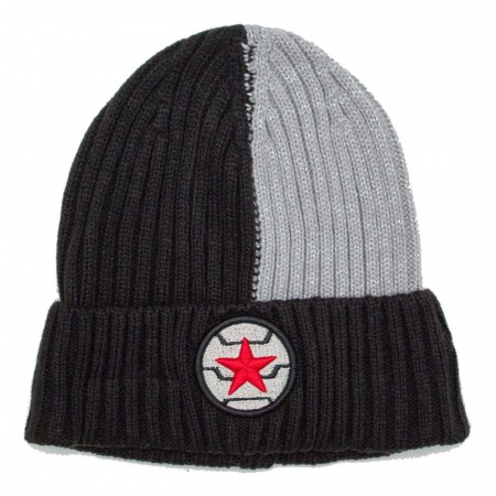 Winter Soldier Armor Unisex Knit Beanie