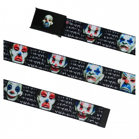 Batman Dark Knight Bank Robbers Web Belt
