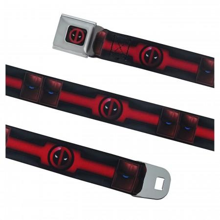 Deadpool Utility Seatbelt Belt