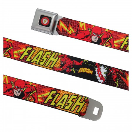 Flash Kaboom Seatbelt Belt
