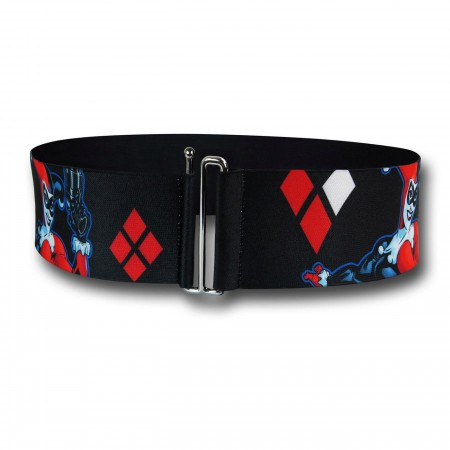 Harley Quinn Cinch Belt