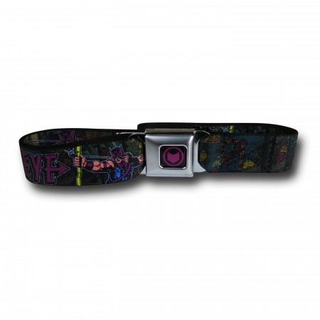 Hawkeye Seatbelt Belt