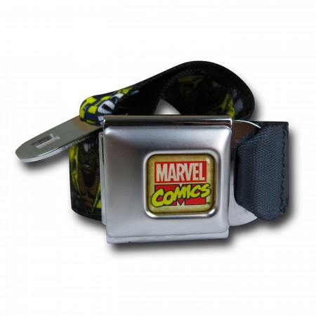 Luke Cage Seatbelt Belt