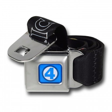Fantastic Four Retro Seatbelt Belt