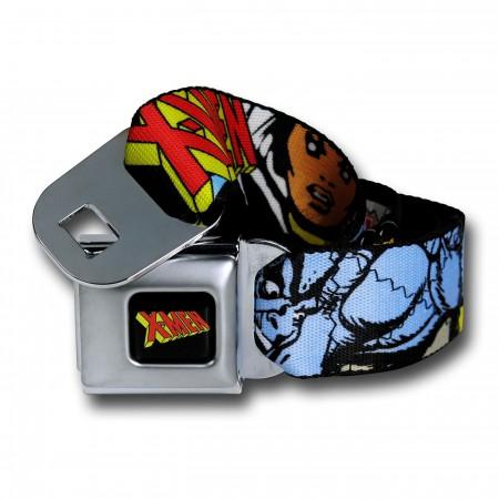X-Men Faces Seatbelt Belt