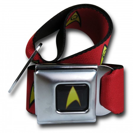 Star Trek Security Seatbelt Belt