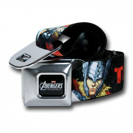 Thor Avengers Assemble Seatbelt Belt