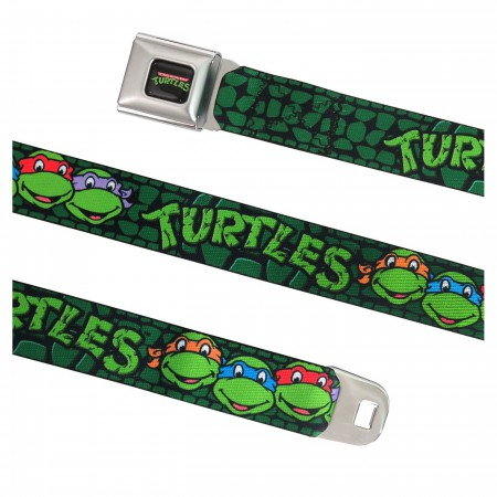 TMNT Heroes in a Half Shell Seatbeat Belt