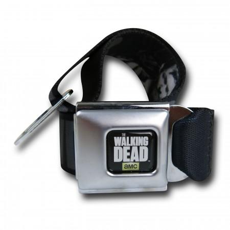 Walking Dead Daryl WWDD Seatbelt Belt