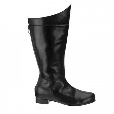 Black Bat Boots for Men