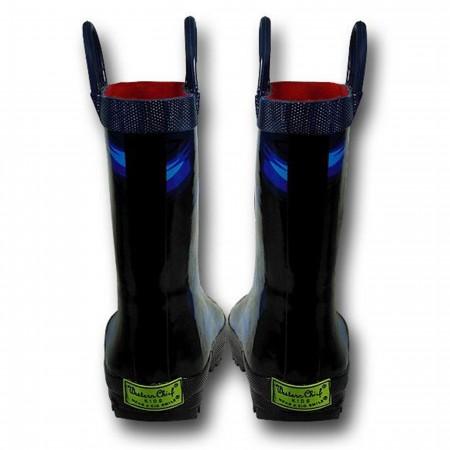 Superman Kids Costume Rain Boots