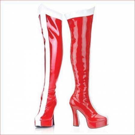 Wonder Sexy Woman Boots 5 Inch Heel