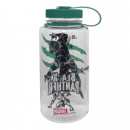Black Panther Nalgene Tritan 32oz Water Bottle