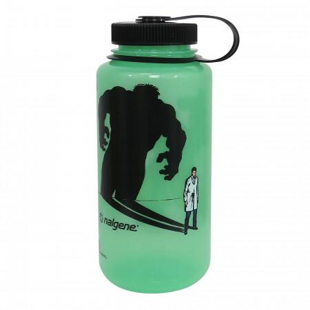 The Incredible Hulk Nalgene Tritan 32oz Water Bottle