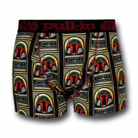 Star Wars Boba Fett Pull-In Boxer Briefs