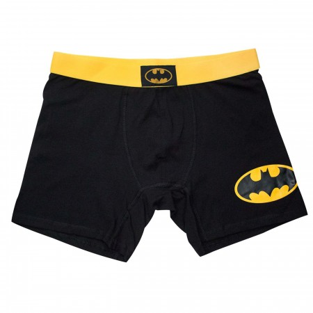 Batman Classic Men's Underwear Boxer Briefs