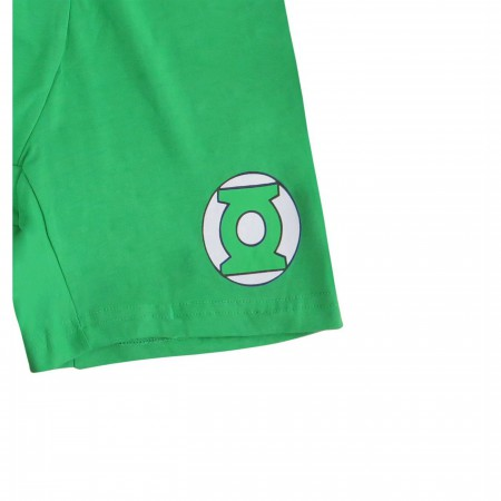 Green Lantern Men's Underwear Fashion Boxer Briefs
