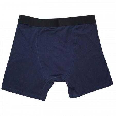 Captain America Classic Men's Underwear Boxer Briefs
