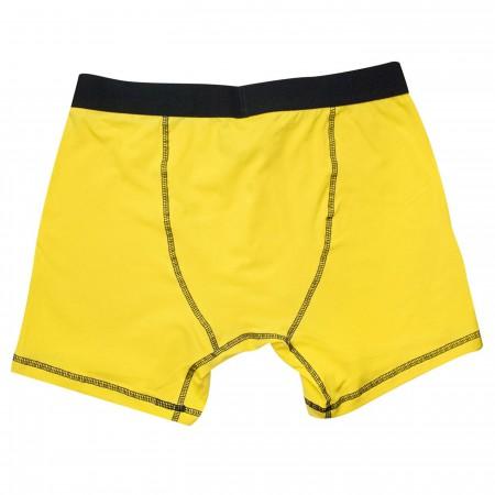 Reverse Flash Men's Underwear Boxer Briefs