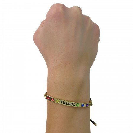 Thanos Infinity Gauntlet Pull Tight Bracelet