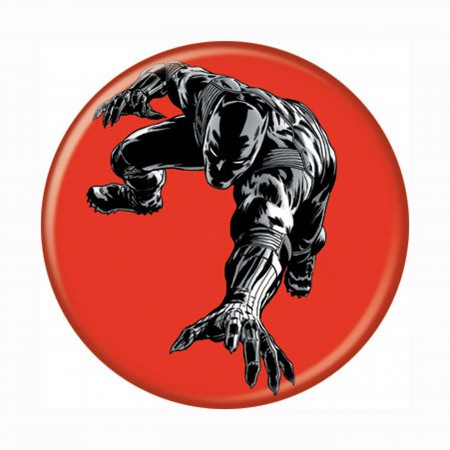 Black Panther Red Button