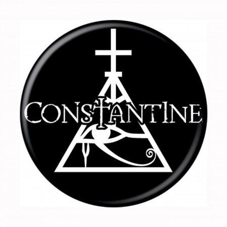 Constantine Symbol & Logo Button