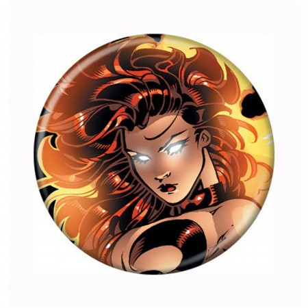 X-Men Dark Phoenix Button