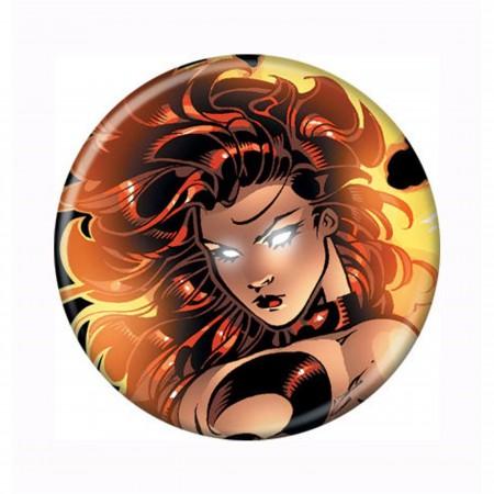 X-Men Dark Phoenix Button