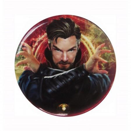 Dr. Strange Action Pose Button