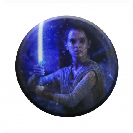 Star Wars Rey Forest Button
