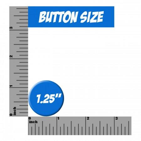 Captain America Symbol Button