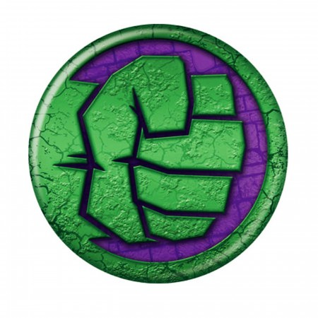 Hulk Gamma Fist Button