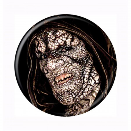 Suicide Squad Killer Croc Button
