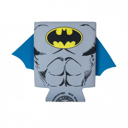 Batman Caped Can and Bottle Cooler