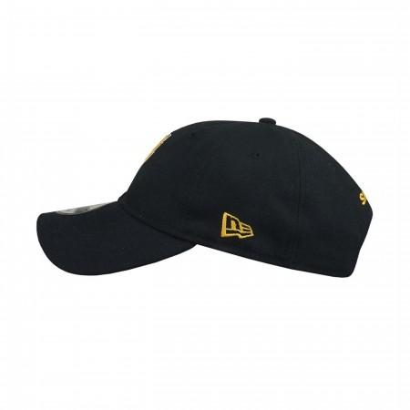 Black Adam Symbol 9Twenty Adjustable Hat