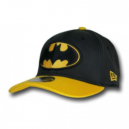 Batman Black & Yellow 39Thirty Hat