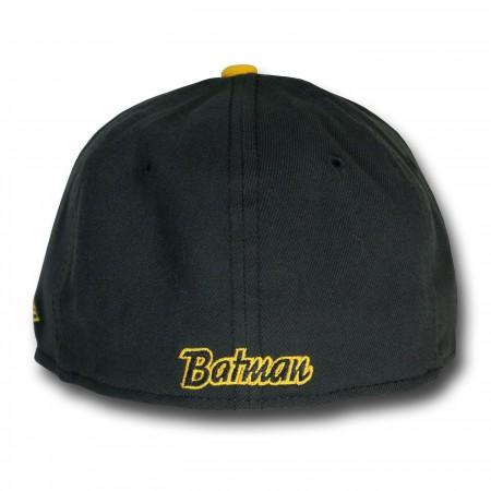 Batman Black & Yellow 39Thirty Hat