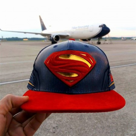 Batman Vs Superman Superman Symbol 5950 Hat