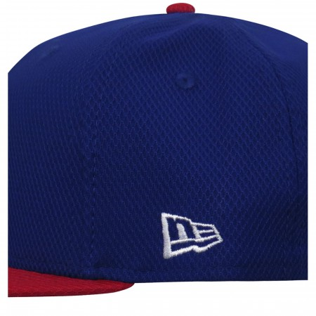 Captain America Shield Blue 59Fifty Cap