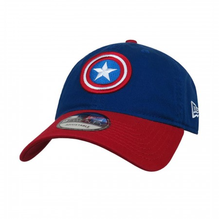 Captain America Shield 9Twenty Adjustable Hat