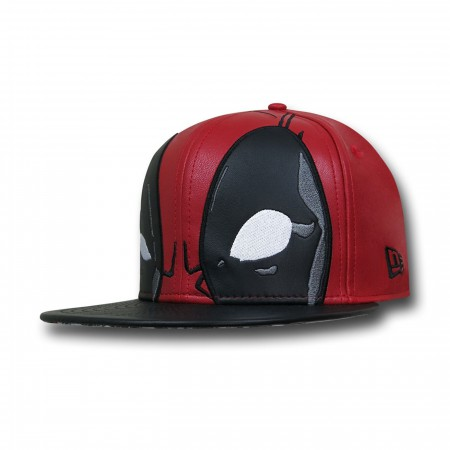 Deadpool Armor 5950 Hat