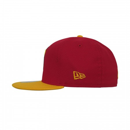 Flash Symbol Red 59Fifty Hat
