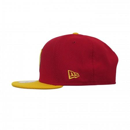 Flash Symbol Red 9Fifty Adjustable Hat