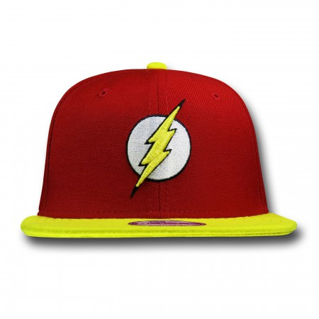 Flash Symbol Kids Red 9Fifty Cap