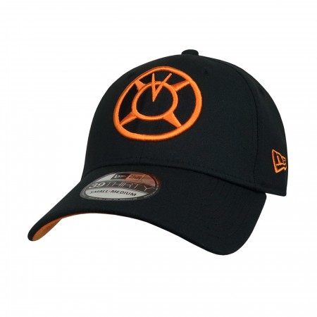 Green Lantern Orange Lantern 39Thirty Fitted Hat