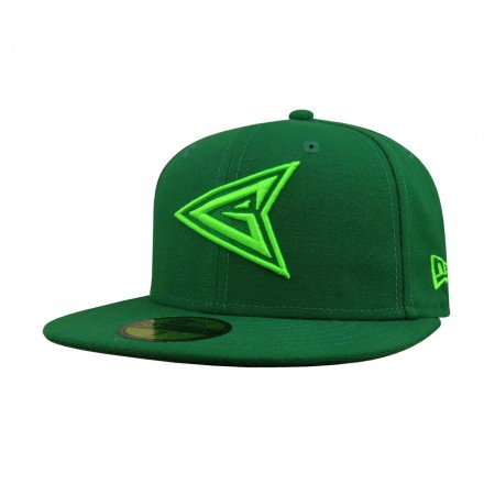 Green Arrow Symbol 59Fifty Hat