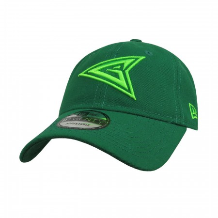 Green Arrow Symbol 9Twenty Adjustable Hat