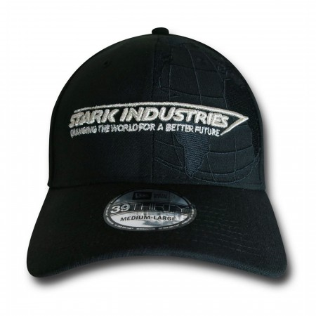 Iron Man Stark Industries New Era 39Thirty Fitted Hat