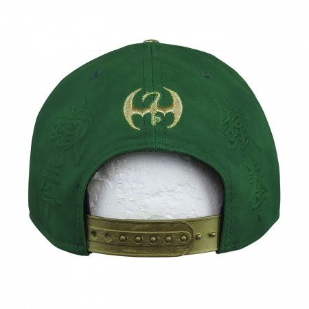Iron Fist Armor 9Fifty Snapback Hat