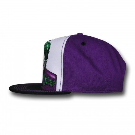Joker Sinister Adjustable Cap